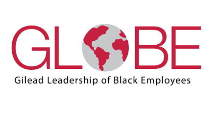 GLOBE, Gilead Leadership Organization of Black Employees logo